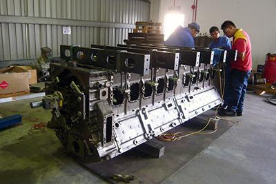 Diesel Engine Overhaul